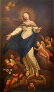 Marijos Nekaltojo prasidėjimo paveikslas