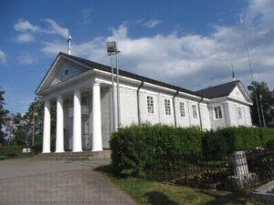 Pivašiūnų Švč. Mergelės Marijos Ėmimo į Dangų bažnyčia