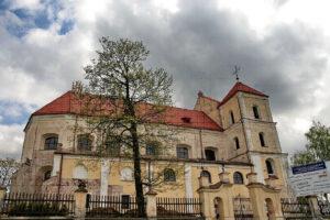 Trakų Švč. Mergelės Marijos Apsilankymo bazilika